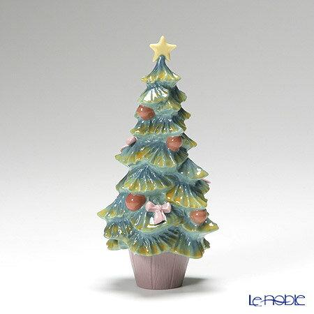 リヤドロ リアドロ LLADRO 記念品 お金を節約 クリスマス 置物 ☆最安値に挑戦 フィギュリン オブジェ 06261 クリスマスツリー インテリア 人形