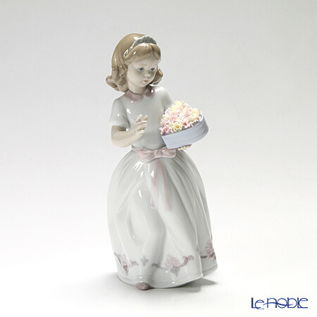 リヤドロ 大切なあなたへ 06915 リアドロ LLADRO 記念品 少女 置物 オブジェ フィギュリン インテリア