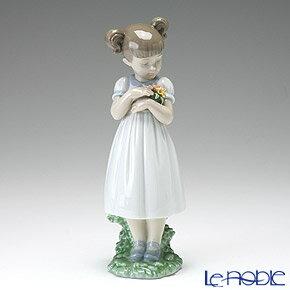 リヤドロ すてきなお花 08021 リアドロ LLADRO 記念品 置物 オブジェ フィギュリン インテリア