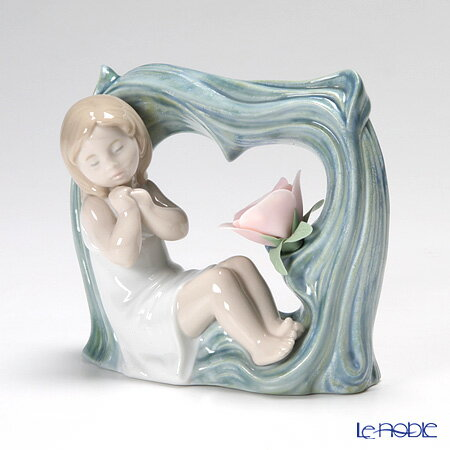 リヤドロ 幸福な夢 08130 リアドロ LLADRO 記念品 少女 置物 オブジェ フィギュリン インテリア