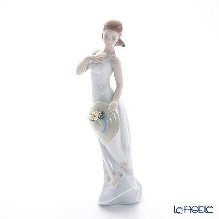 リヤドロ 春の日 09213 リアドロ LLADRO 記念品 乙女・女性 置物 オブジェ 人形 フィギュリン インテリア