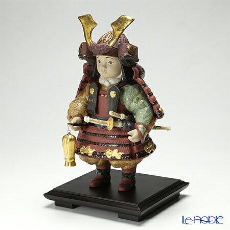 リヤドロ 若武者 60周年記念モデル 13045【楽ギフ_包装選択】 リアドロ LLADRO 記念品 節句人形 雛人形 ひな人形 五月人形 置物 オブジェ フィギュリン インテリア