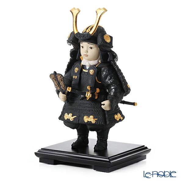 【ポイント10倍】リヤドロ 若武者 Gold 12557 リアドロ LLADRO 記念品 節句人形 雛人形 ひな人形 五月人形 置物 オブジェ フィギュリン インテリア