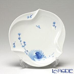マイセン (Meissen) 青い花 614701/53575 ディッシュ 15.5cm プレート 皿 お皿 食器 ブランド 結婚祝い 内祝い