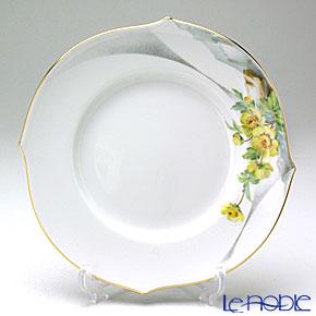 超安い マイセン (Meissen) アルペンフローラ 616090/28470/06 プレート 19cm Motiv No.6 ピータービアード 皿 お皿 食器 ブランド 結婚祝い 内祝い, キングダムノート 24da5dcb