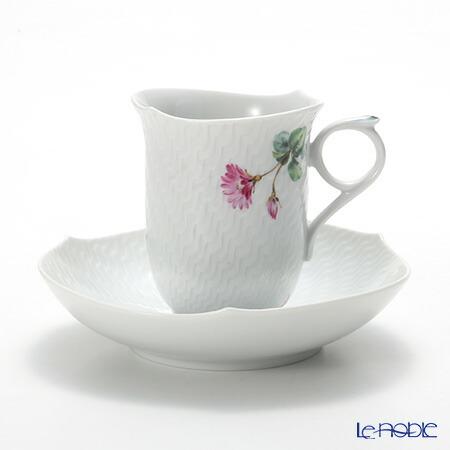 マイセン (Meissen) アルペンフローラ 616101/29582/06 コーヒーカップ&ソーサー 180cc Motiv No.6 コーヒ—カップ おしゃれ かわいい 食器 ブランド 結婚祝い 内祝い:ブランド洋食器の店ル・ノーブル