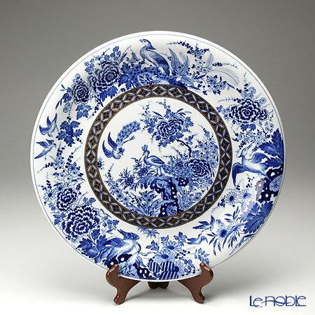 マイセン (Meissen) リミテッドエディション 821084/54m41 飾り皿 46cm(鳥の楽園)