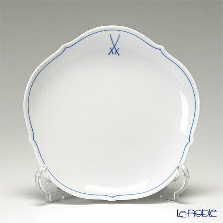 送料無料(一部地域を除く) ホワイトマイセン VIP 白 プレート 皿 お皿 食器 ブランド マイセン 18cm 23501 Meissen 結婚祝い 825009 オンラインショッピング 内祝い