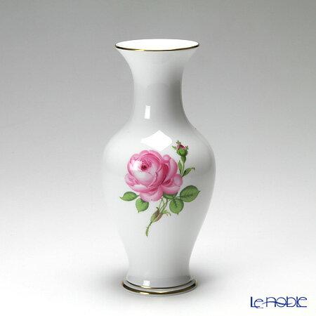 マイセン (Meissen) ピンクのバラ 020110/50198 ベース(花瓶) 24cm【楽ギフ_包装選択】 おしゃれ フラワーベース
