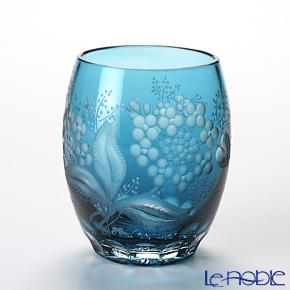 マイセン(Meissen) マイセンクリスタル タンブラー 10cm(ライトブルー) 110/150/10LB【楽ギフ_包装選択】 グラス 食器 おしゃれ ブランド