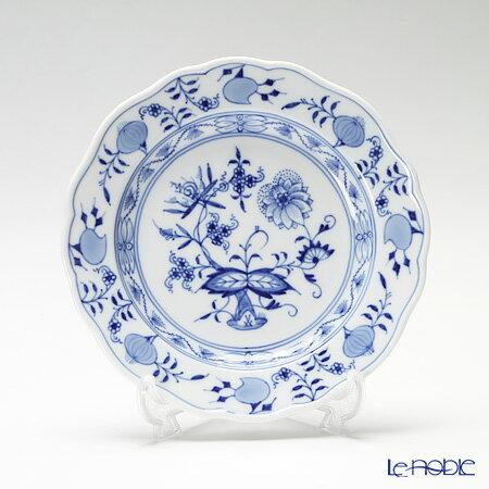 ブルーオニオン プレート 皿 お皿 食器 ブランド 結婚祝い 内祝い マイセン (Meissen) ブルーオニオン 800101/00470 プレート 16cm 皿 お皿 食器 ブランド 結婚祝い 内祝い