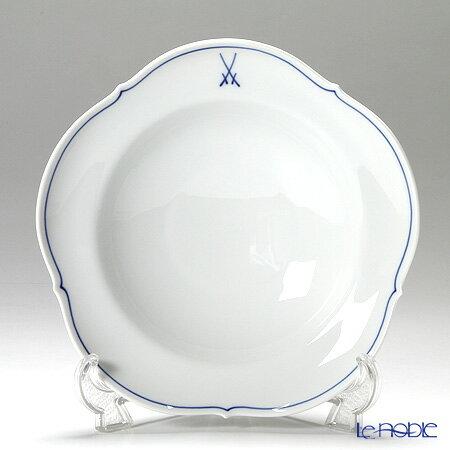 マイセン (Meissen) ホワイトマイセン(VIP) 825009/23488 スーププレート 23cm ホワイトマイセン(VIP) 白 深皿 カレー パスタ お皿 食器 ブランド 結婚祝い 内祝い