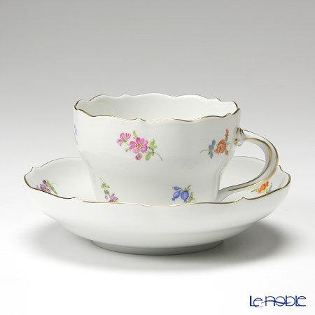 マイセン (Meissen) 散らし小花 010110/00582 コーヒーカップ&ソーサー 200cc ティーカップ おしゃれ かわいい 食器 ブランド 結婚祝い 内祝い