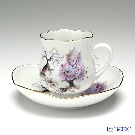 マイセン (Meissen) アーモンドの木 700110/23582 コーヒーカップ&ソーサー 150cc【楽ギフ_包装選択】 コーヒ―カップ 食器 おしゃれ ブランド