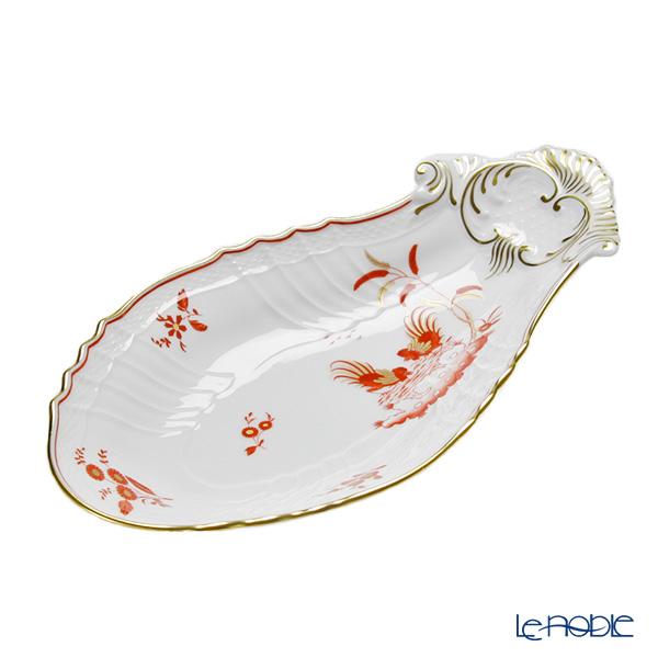 リチャードジノリ (Richard Ginori) レッドコック ピクルス 25cm リチャード・ジノリ プレート 皿 お皿 食器 ブランド 結婚祝い 内祝い