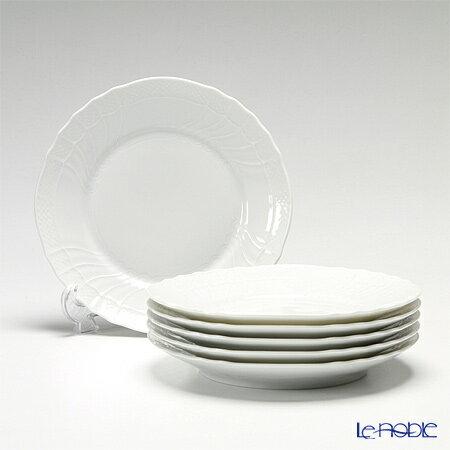 リチャードジノリ (Richard Ginori) ベッキオホワイト プレート 20cm 6枚セット【楽ギフ_包装選択】 リチャード・ジノリ 白い食器 皿 おしゃれ ブランド