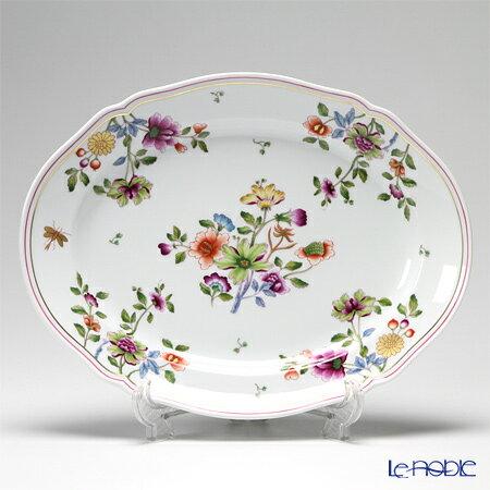 リチャードジノリ (Richard Ginori) グランデューカ オーバルプラター 34cm リチャード・ジノリ プレート 皿 お皿 食器 ブランド 結婚祝い 内祝い
