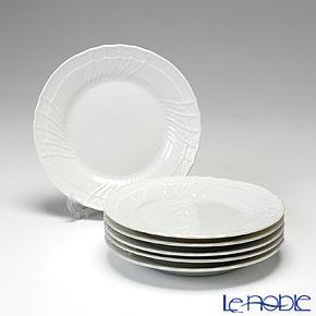 リチャードジノリ (Richard Ginori) ベッキオホワイト プレート 17cm 6枚セット【楽ギフ_包装選択】 リチャード・ジノリ 白い食器 皿 おしゃれ ブランド