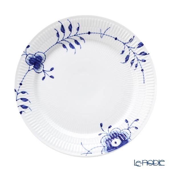 ロイヤルコペンハーゲン (Royal Copenhagen) ブルー フルーテッド メガ ディナープレート 27cm 2388627/1025514 北欧 ブルーフルーテッド 皿 食器 ブランド 結婚祝い 内祝い