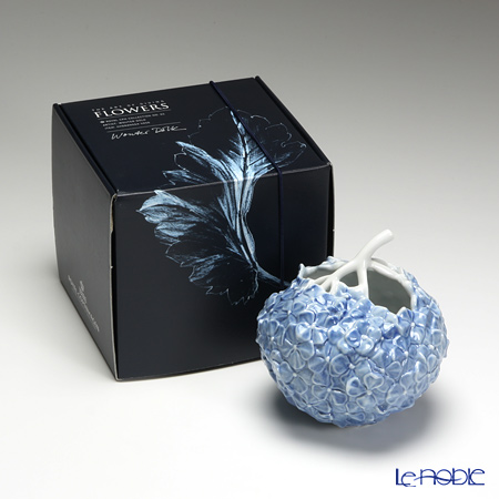 Royal Copenhagen (Royal Copenhagen) The Art of Giving Flowers-based hydrangea (blue) 10 cm 2662135