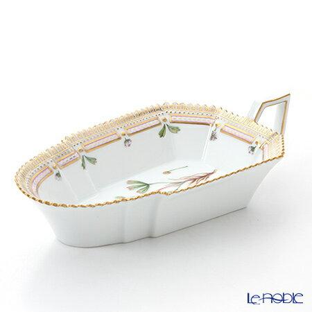 ロイヤルコペンハーゲン (Royal Copenhagen) フローラダニカ ピクルスディッシュ 21cm 1147344B 北欧 プレート 皿 お皿 食器 ブランド 結婚祝い 内祝い