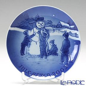 ビングオーグレンダール (Bing&Grondahl) イヤープレート 2003年【楽ギフ_包装選択】 クリスマス 記念品