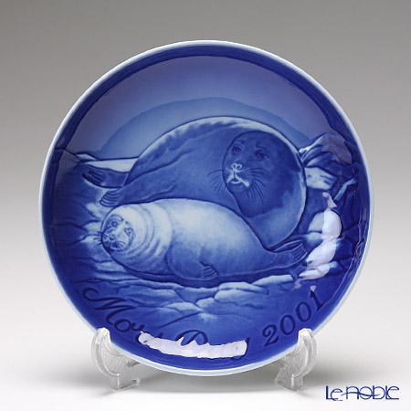 ビングオーグレンダール (Bing&Grondahl) マザーズデイプレート 2001年 記念品