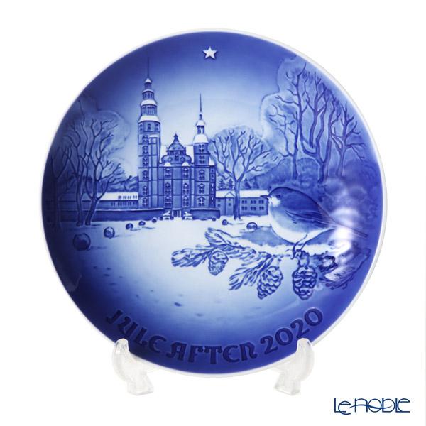 ビングオーグレンダール (Bing&Grondahl) イヤープレート/クリスマスプレート 2020年/令和2年 1902220/1051104 記念品