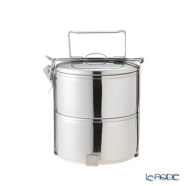 シーガル ステンレス 弁当箱 予約販売 ランチボックス キッチン 半額 用品 10×2 フードキャリア 雑貨 調理 あす楽