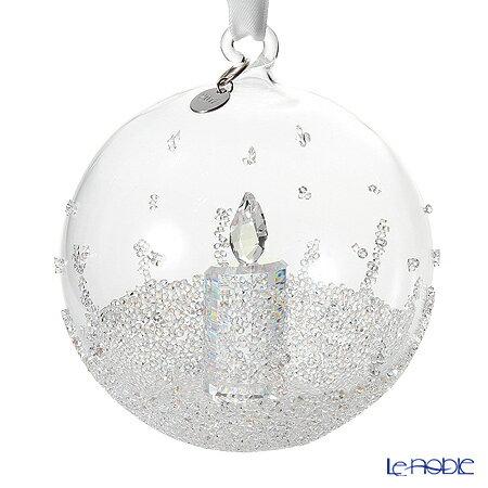 Swarovski Christmas ball ornament SWV5-241-591 17AW (2017-limited  industrial goods) - Le-noble: Swarovski Christmas Ball Ornament SWV5-241-591 17AW (2017
