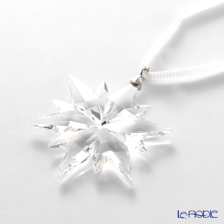 555458899 The little star ornament 2017 version of the year-limited industrial goods  which are a tradition of the Swarovski.