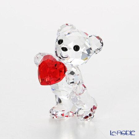スワロフスキー Kris Bear A Heart for You SWV5-265-310【楽ギフ_包装選択】 クリスベア フィギュリン 置物 オブジェ インテリア