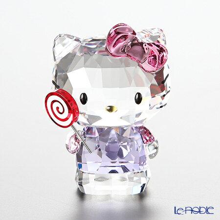 スワロフスキー Hello Kitty Lollipop SWV5-269-295 17SS【楽ギフ_包装選択】 Swarovski クリスマス フィギュリン 置物 オブジェ インテリア