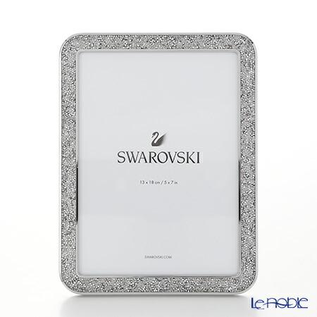 スワロフスキー MINERA フォトフレーム(シルバー) SWV5-351-296 17AW Swarovski クリスマス