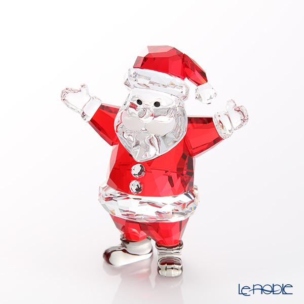 スワロフスキー サンタクロース SWV5-291-584 18AW Swarovski クリスマス 置物 オブジェ インテリア