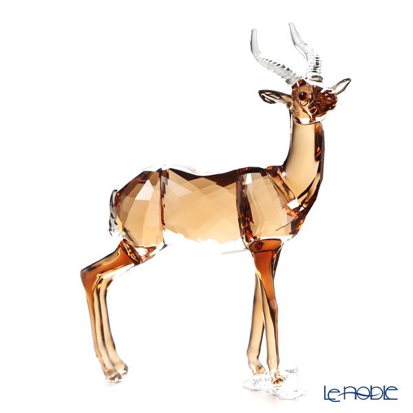 スワロフスキー ガゼル SWV5-301-551 18SS【楽ギフ_包装選択】 Swarovski クリスマス 動物 フィギュリン 置物 オブジェ インテリア