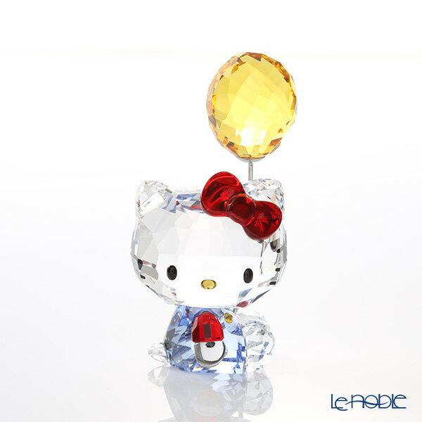 スワロフスキー HELLO KITTY BALLOON SWV5-301-578 18SS【楽ギフ_包装選択】 Hello Kitty 置物 オブジェ フィギュリン インテリア