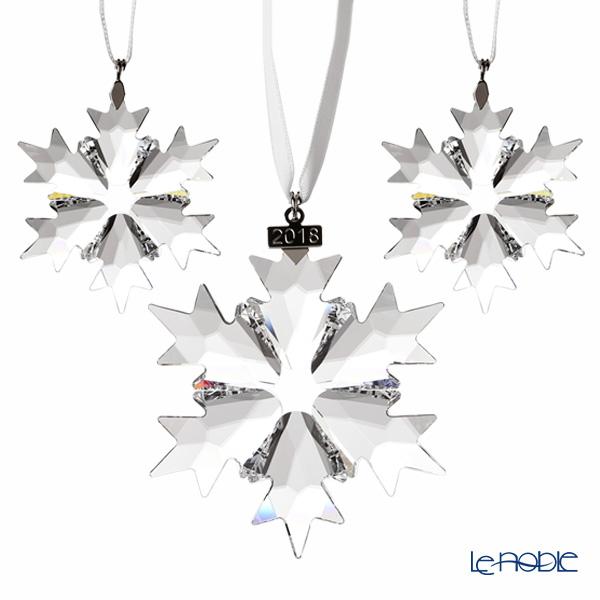 スワロフスキー 2018年 クリスマスセット SWV5-357-983 18AW(2018年度限定生産品) Swarovski オーナメント 飾り 装飾
