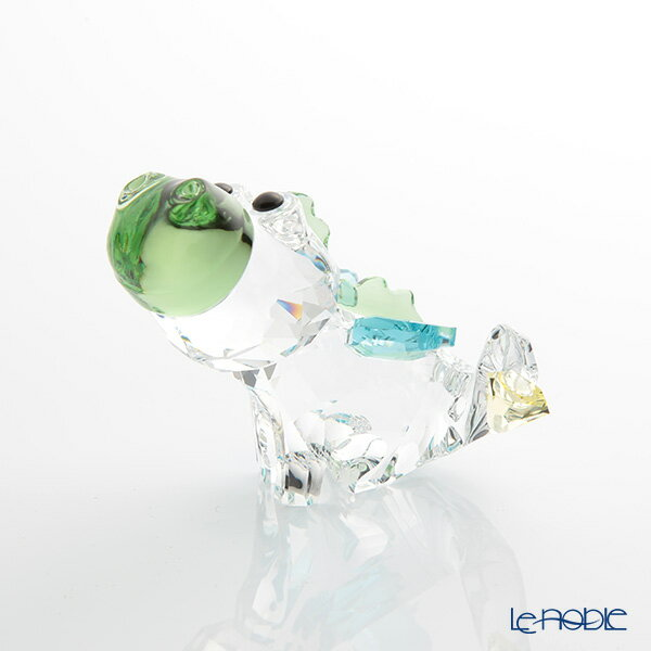 スワロフスキー ドラゴン SWV5-376-282 18SS【楽ギフ_包装選択】 動物 置物 オブジェ インテリア