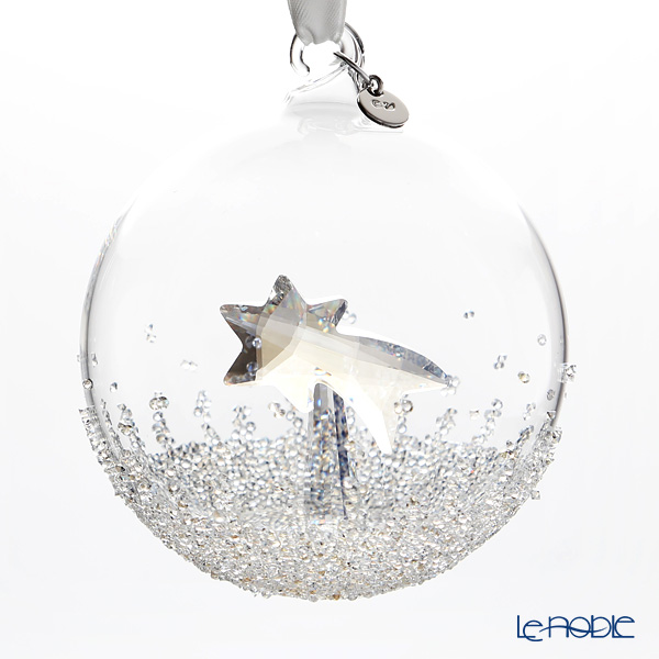 スワロフスキー クリスマスボール オーナメント SWV5-377-678 18AW (2018年度限定生産品) Swarovski 飾り 装飾