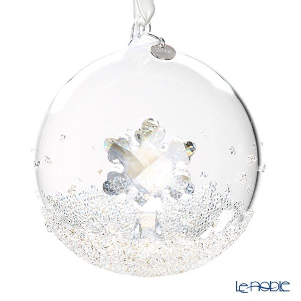 スワロフスキー クリスマスボール オーナメント SWV5-453-636 19AW 2019年度限定生産品 Swarovski 飾り 装飾