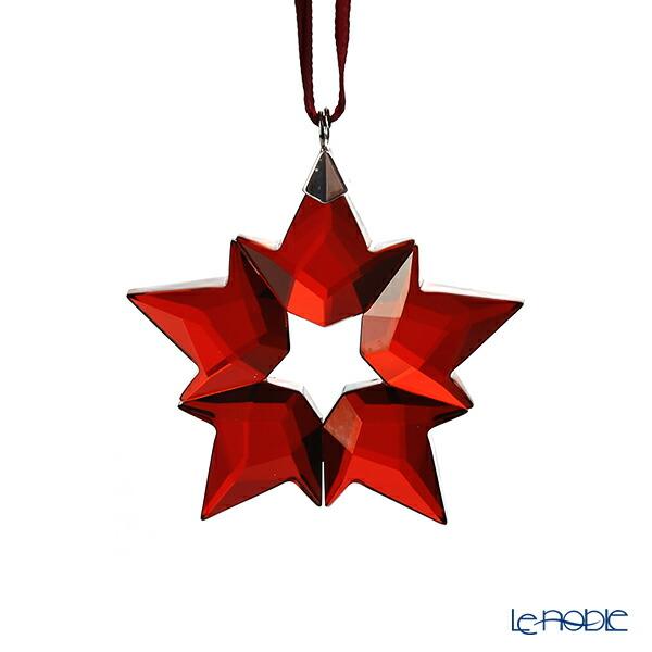 スワロフスキー リトルスター オーナメント レッド SWV5-524-180 19AW(2019年度限定生産品) Swarovski クリスマス 飾り 装飾