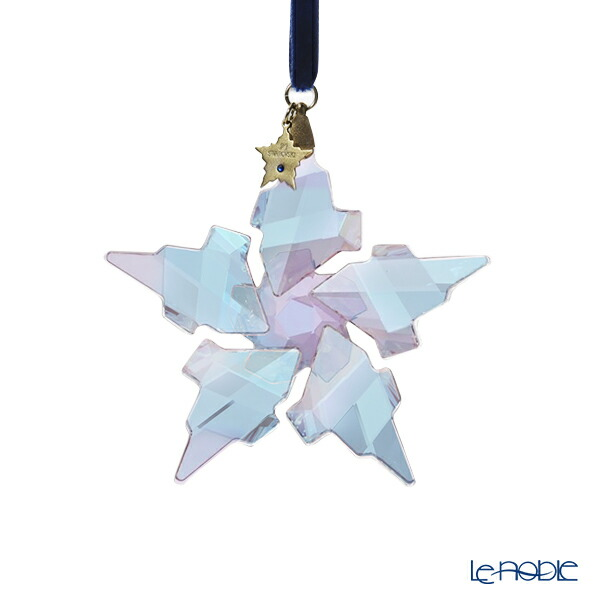 <title>スワロフスキー Swarovski クリスマス 今ダケ送料無料 オーナメント 飾り 装飾 30周年記念オーナメント 2021年度限定生産品 SWV5-596-079 21SS</title>
