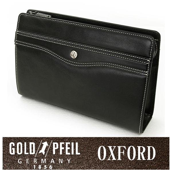 【送料無料】オックスフォード セカンドバック 「ゴールドファイル」 901201【楽ギフ_包装選択】