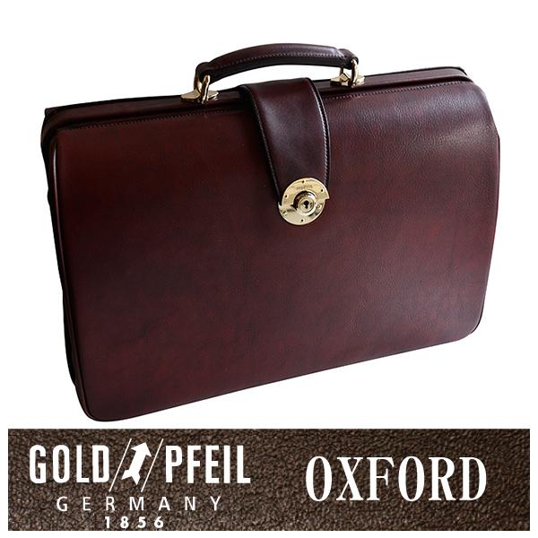 GOLD PFEIL 「ゴールドファイル」 オックスフォード ダレスバッグ 901506【バーガンディ】【楽ギフ_包装選択】