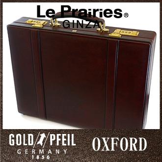 GOLD PFEIL 「ゴールドファイル」 オックスフォード アタッシュケース 901509【ワイン】【楽ギフ_包装選択】