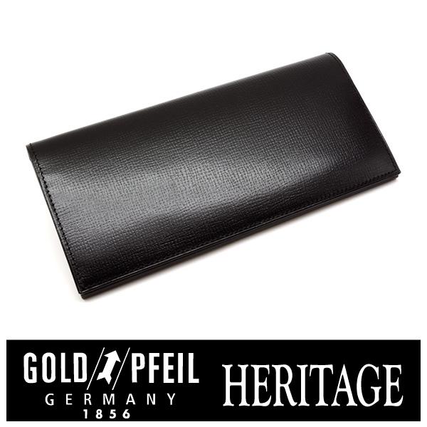 baab553964ce プレリー財布 GOLD 革製品 PFEIL 「ゴールドファイル」【ブラック ...