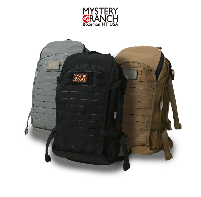 Product made in mystery lunch supermarket slick SUPER SLICK MYSTERY RANCH  rucksack backpack domestic regular article United States