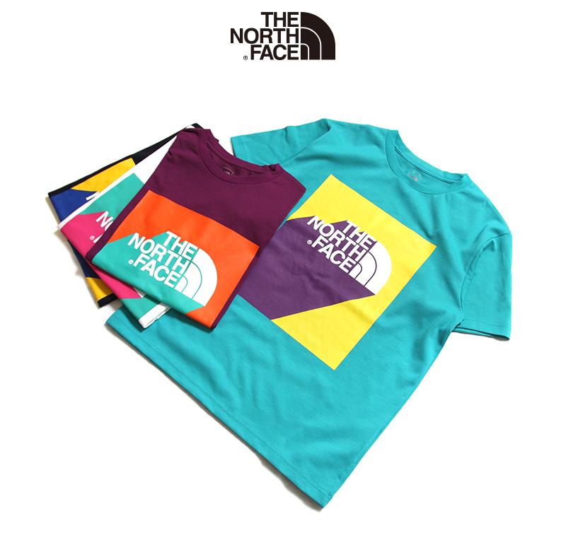 42e76e70f THE NORTH FACE ザノースフェイス T-shirt short sleeve 3D logo tea short sleeves  T-shirt NT31942