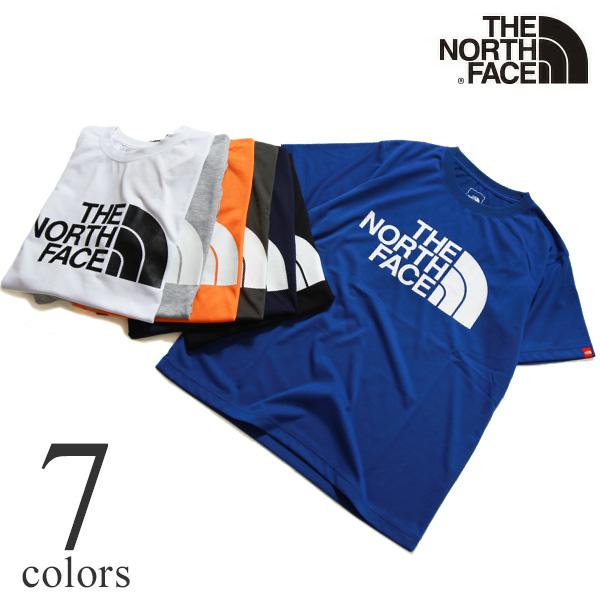 THE NORTH FACE ショートスリーブカラードームティー NT32133